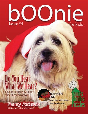 Boonie For Kids, Issue #4