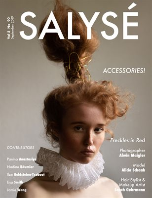 SALYSÉ Magazine | Vol 5 No 90 | SEPTEMBER 2019 |
