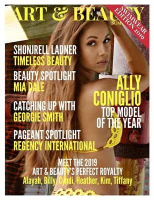 Art & Beauty Magazine Summer 2019