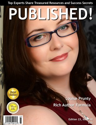 PUBLISHED! Excerpt featuring Louise Prunty