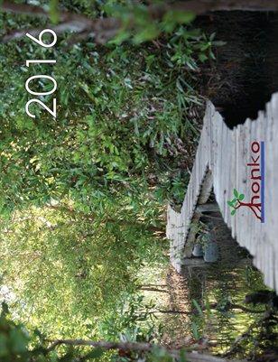 HONKO / calendar 2016