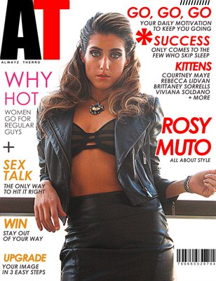 Alwayz Therro - May 2014 - Rosy Muto