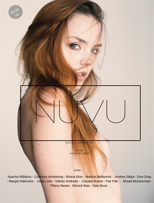 NUVU MAGAZINE : BOOK 40 ft. Katherin Sher