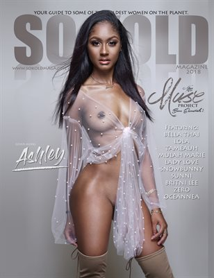 SO KOLD MAGAZINE - THE MUSE PROJECT BARE ESSENTIALS 2 (COVER MODEL - ASHLEY)