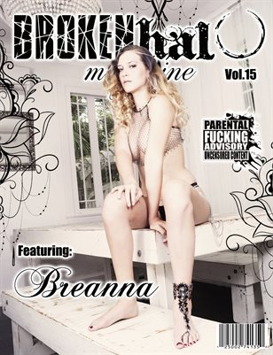 Broken Halo Magazine Vol.15 Featuring Breanna
