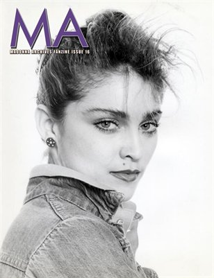 Madonna Archives Fanzine Issue 16