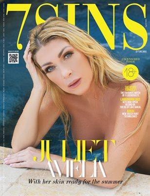 7SINS Magazine - JULIET AMELIA - April/2021 - PLPG GLOBAL MEDIA
