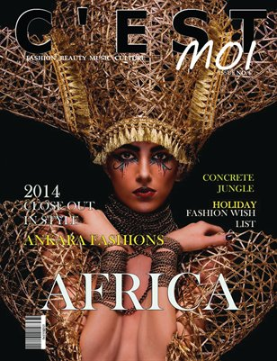 C'est Moi Magazine Issue Six