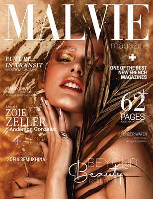 MALVIE Mag - Beyond Beauty Edition Vol. 22 JULY 2020