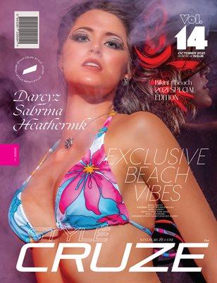 OCTOBER 2021 Issue (Vol: 14) | STYLÉCRUZE - Swim Wear