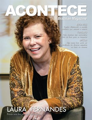 Acontece Magazine - October2020