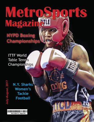 MetroSports Magazine Jul-Aug 2017 YT