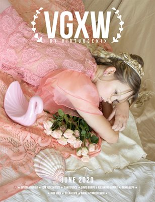VGXW Magazine - June 2020 Cover 2