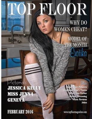 Top Floor Magazine February 2016