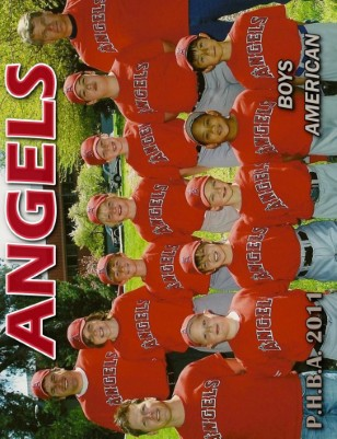 2011 P.H.B.A. Boys American Angels