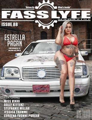 FASS LYFE ISSUE 88 FT. MISS FASS LYFE ESTRELLA PAGAN
