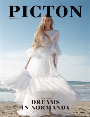Picton Magazine SEPTEMBER  2019 N251 Cover 1