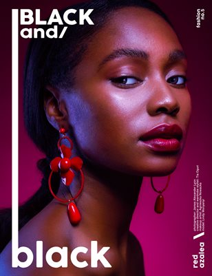 Black and Black Magazine MARCH  2020 N5 Cover 2