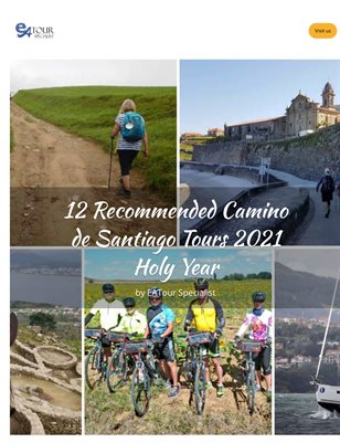 12 Recommended Camino de Santiago Tours 2021 Holy Year