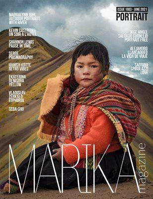 MARIKA MAGAZINE PORTRAIT (ISSUE 1003 - JUNE)