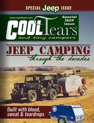 Cool Tears & Tiny Campers JEEP edition