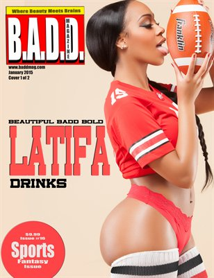 Sports Fantasy (Latifa Drinks Issue)