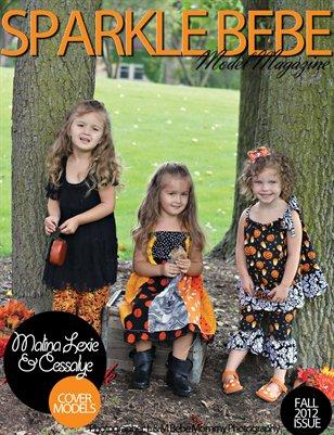 Sparkle Bebe Model Magazine Fall Issue #4