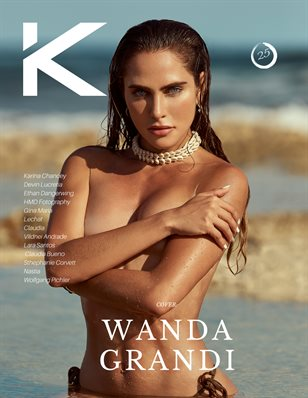 Kansha Magazine Chapter 25 ft. WANDA GRANDI