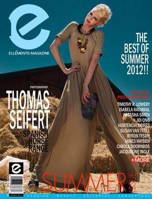 Ellements Magazine - Summer Issue