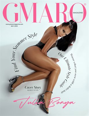 GMARO Magazine May 2020 Issue #40