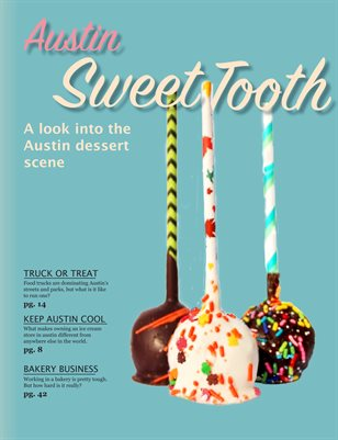 Austin Sweet Tooth