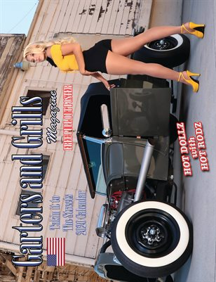 2020 Hot Dollz with Hot Rodz Calendar