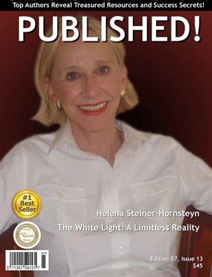 PUBLISHED! Excerpt featuring Helena Steiner-Hornsteyn