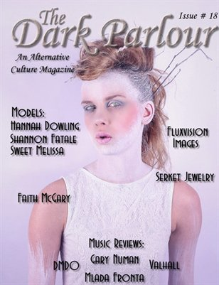 Dark Parlour Magazine - Issue #18 - Holidaze