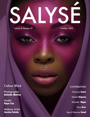 SALYSÉ Magazine | Vol 4 : No 97 | October 2018