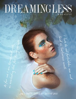 DREAMINGLESS MAGAZINE - ISSUE 13.2