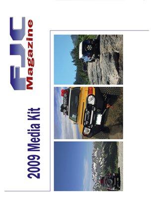 2009 FJC Magazine Media Kit