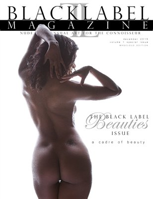 Black Label Magazine: Beauties Edition 1