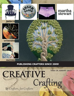 Creative Crafting August 2013