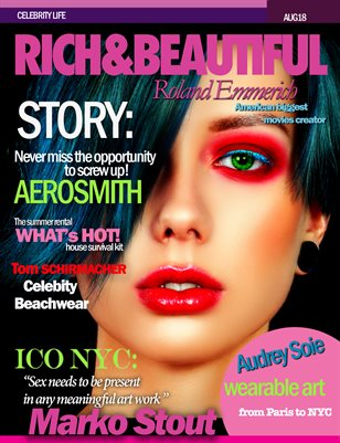 Rich&Beautiful August Issue