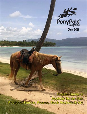 July 2016 Pony Pals Magazine -- Vol. 6 #2