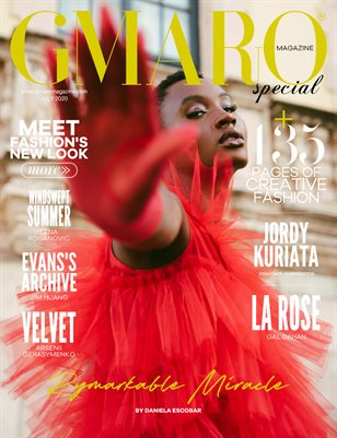 GMARO Magazine July 2020 Issue #18