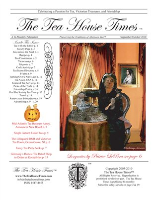 The Tea House Times Sept/Oct 2010 Issue