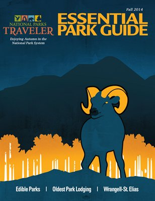 National Parks Travelers' Essential Park Guide, Fall 2014