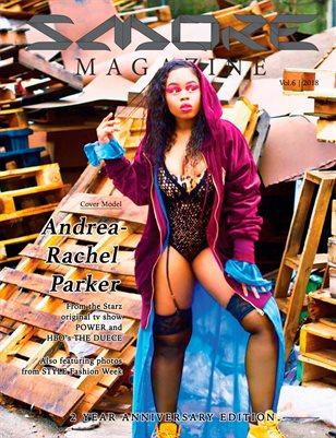 Smoke Magazine Volume 6 2 Year Anniversary Edition