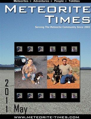 Meteorite Times Magzine - May 2011