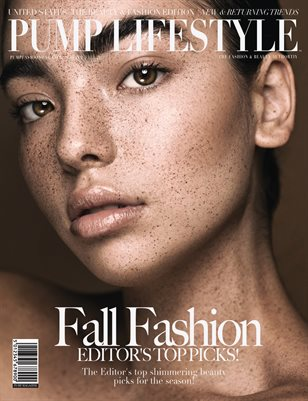 PUMP Lifestyle - The Beauty & Fashion Edition | November 2018 | V.XXVIII