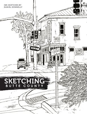 Sketching Butte County