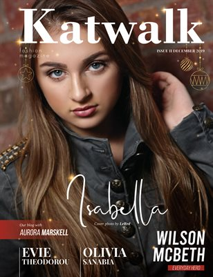 Katwalk Fashion Magazine Issue 11, December 2019 (Issue two).