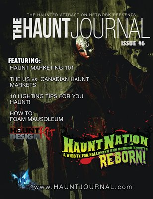 The Haunt Journal: Issue 6